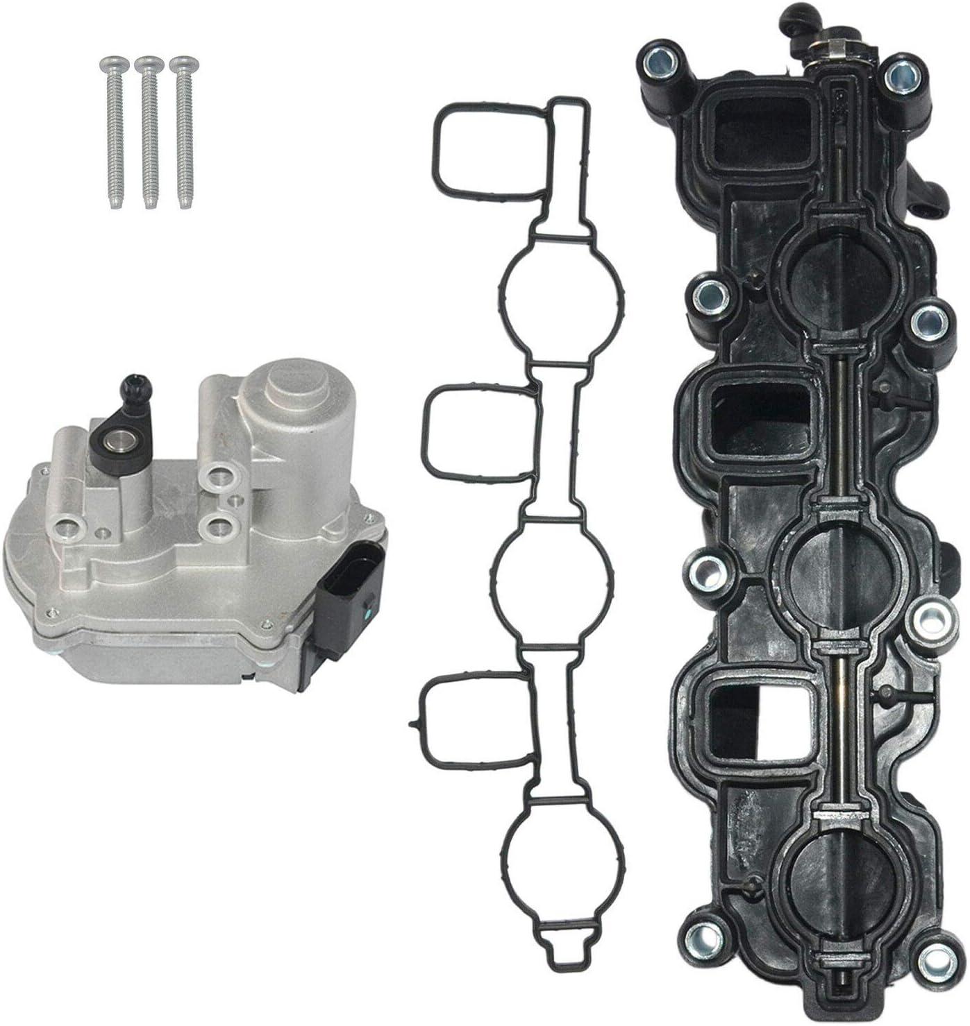 AUDI A4 A6 A8 Q7 2.7 3.0 TDI Touareg Colector De Admisión Actuador VDO OEM 059129086M