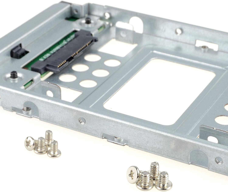 DSLRKIT General - Adaptador de Disco Duro SSD de 2,5 a SATA de 3,5 ...