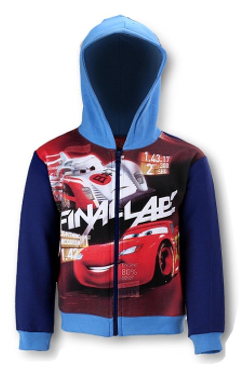 Disney Jungen Cars Pullover Sweater Sweat Top Alter von 2 bis 8 Jahre