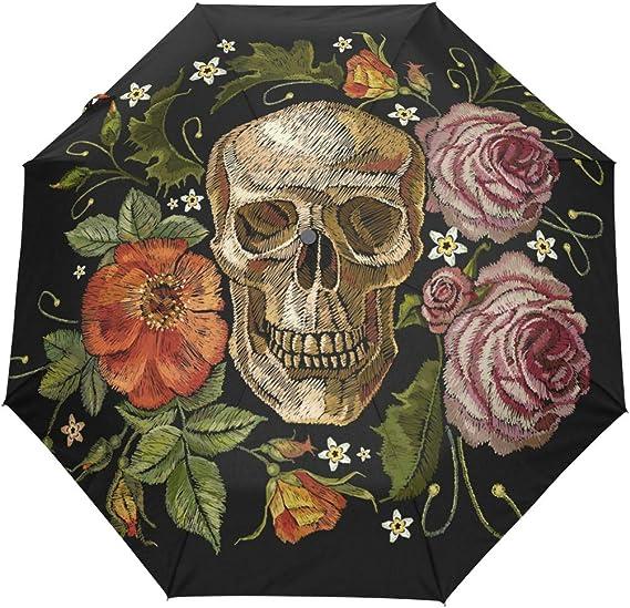 Acheter parapluie tete de mort online 12