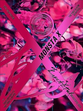 Bildergebnis für beautiful monsta x album cover