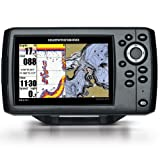 Amazon Price History for:Humminbird 410210-1 HELIX 5 CHIRP GPS G2 Fish finder