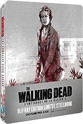 The Walking Dead - L'intégrale de la saison 5 [Édition Limitée boîtier SteelBook] [Import italien]