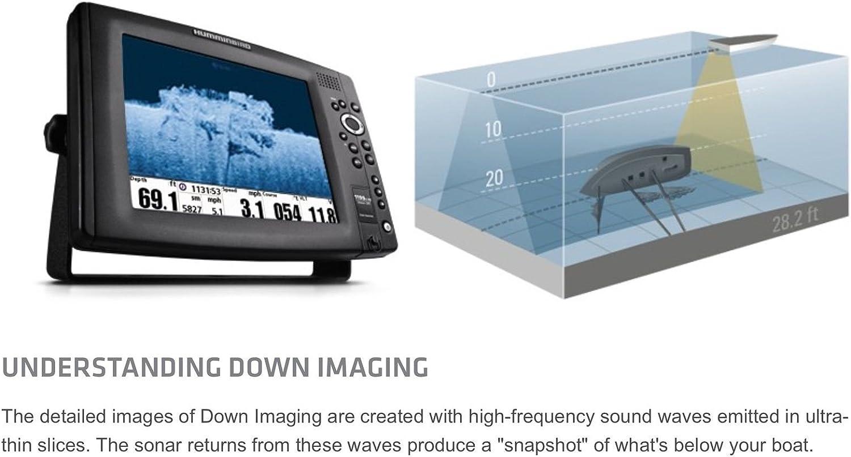 HUMMINBIRD combinado HELIX 5GPS HD Down Imaging sonda TA Varios colores multicolor Talla:talla única: Amazon.es: Deportes y aire libre