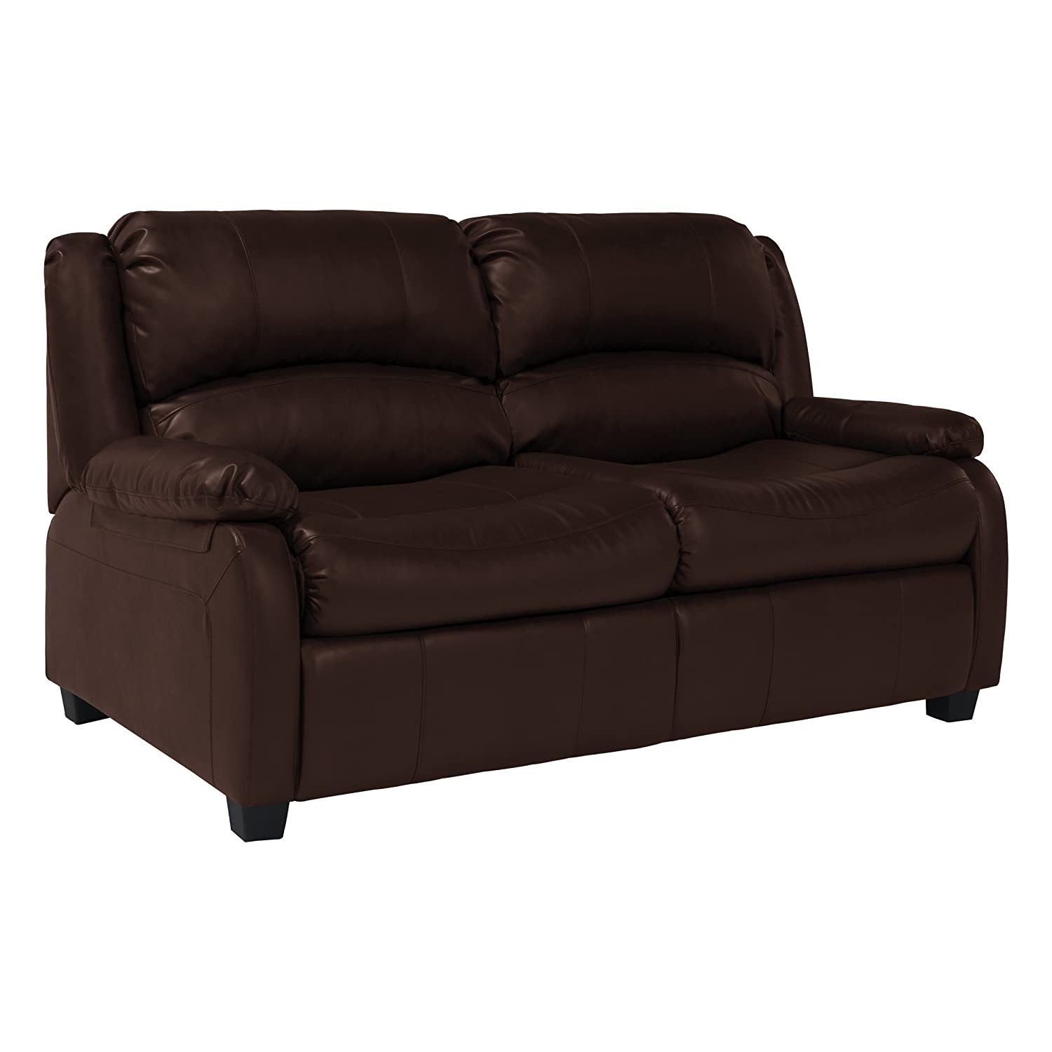 """Amazon RecPro Charles 65"""" RV Sofa Sleeper w Hide A Bed"""