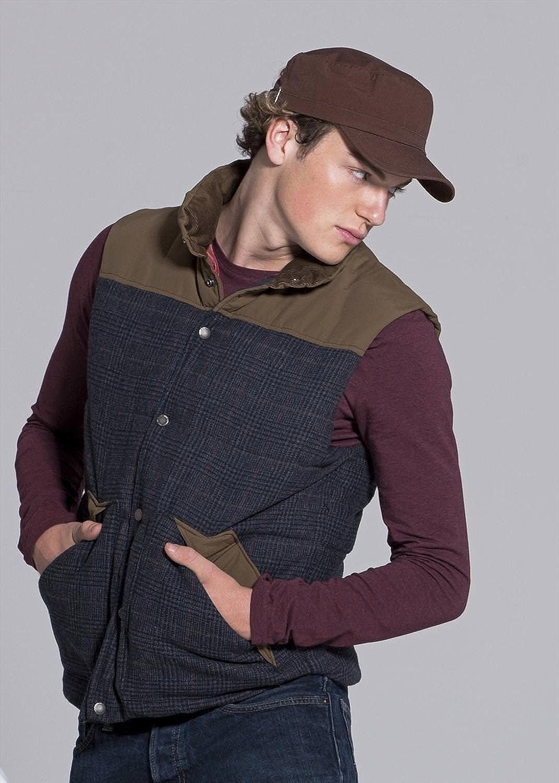 Casquette style arm/ée 100/% coton Beechfield