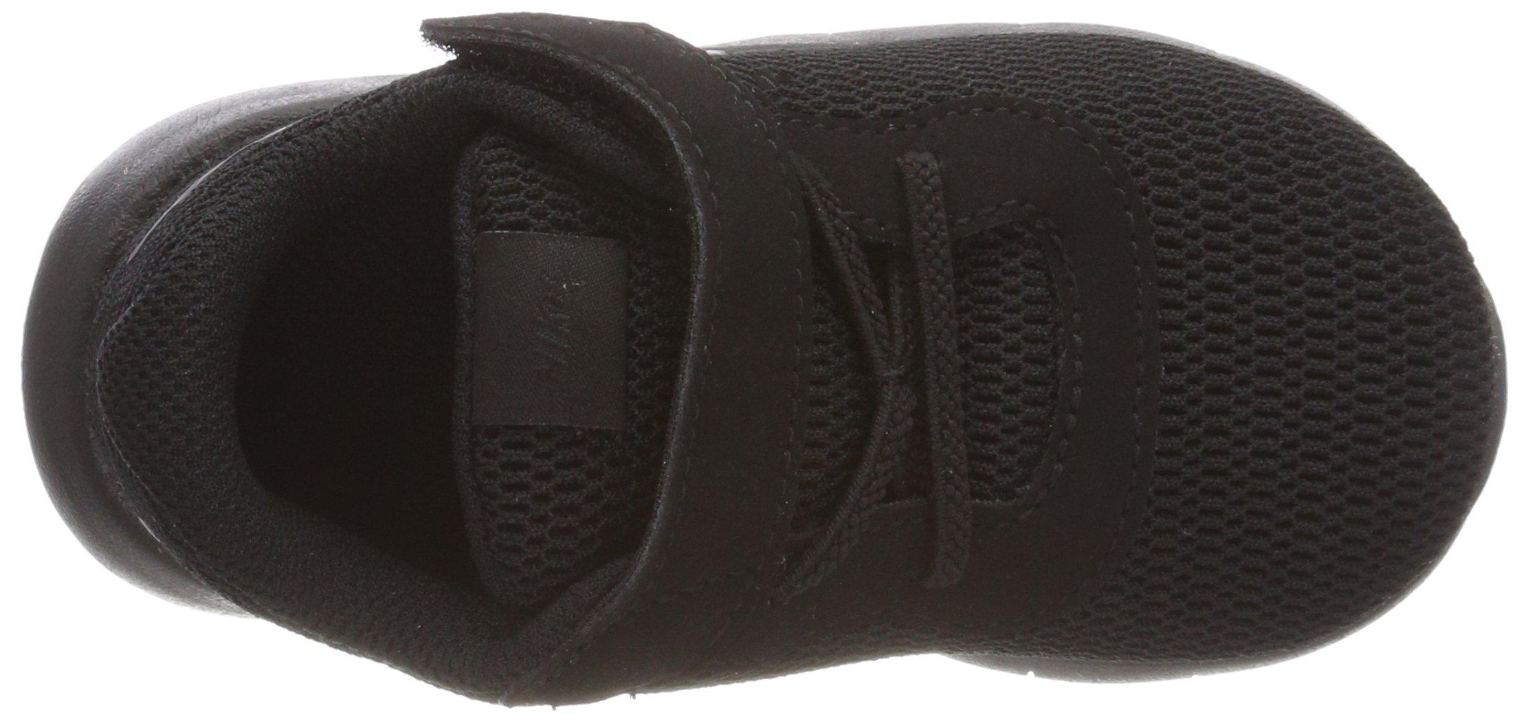 Nike Baby Boy's Tanjun Sneakers (7 M US Toddler, Black/Black) by Nike (Image #7)