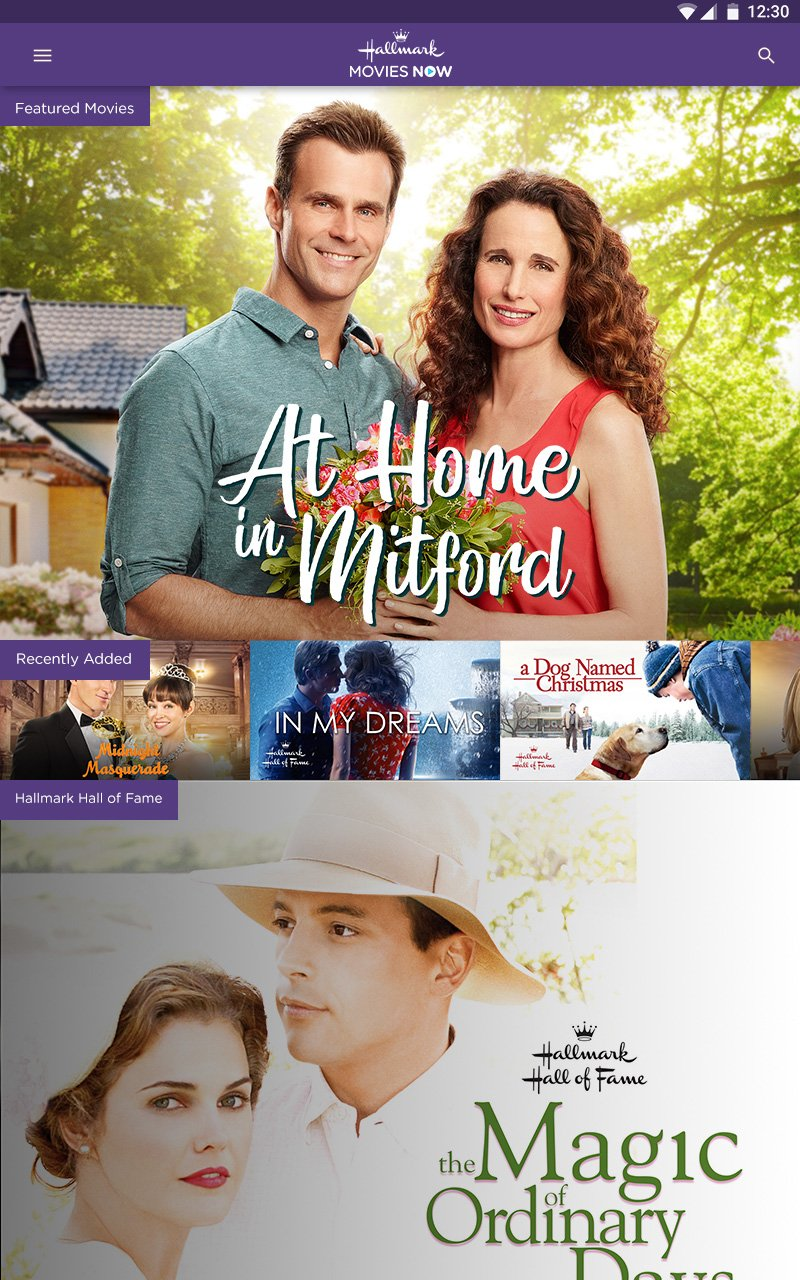 Amazon.com: Hallmark Movies Now: Appstore for Android