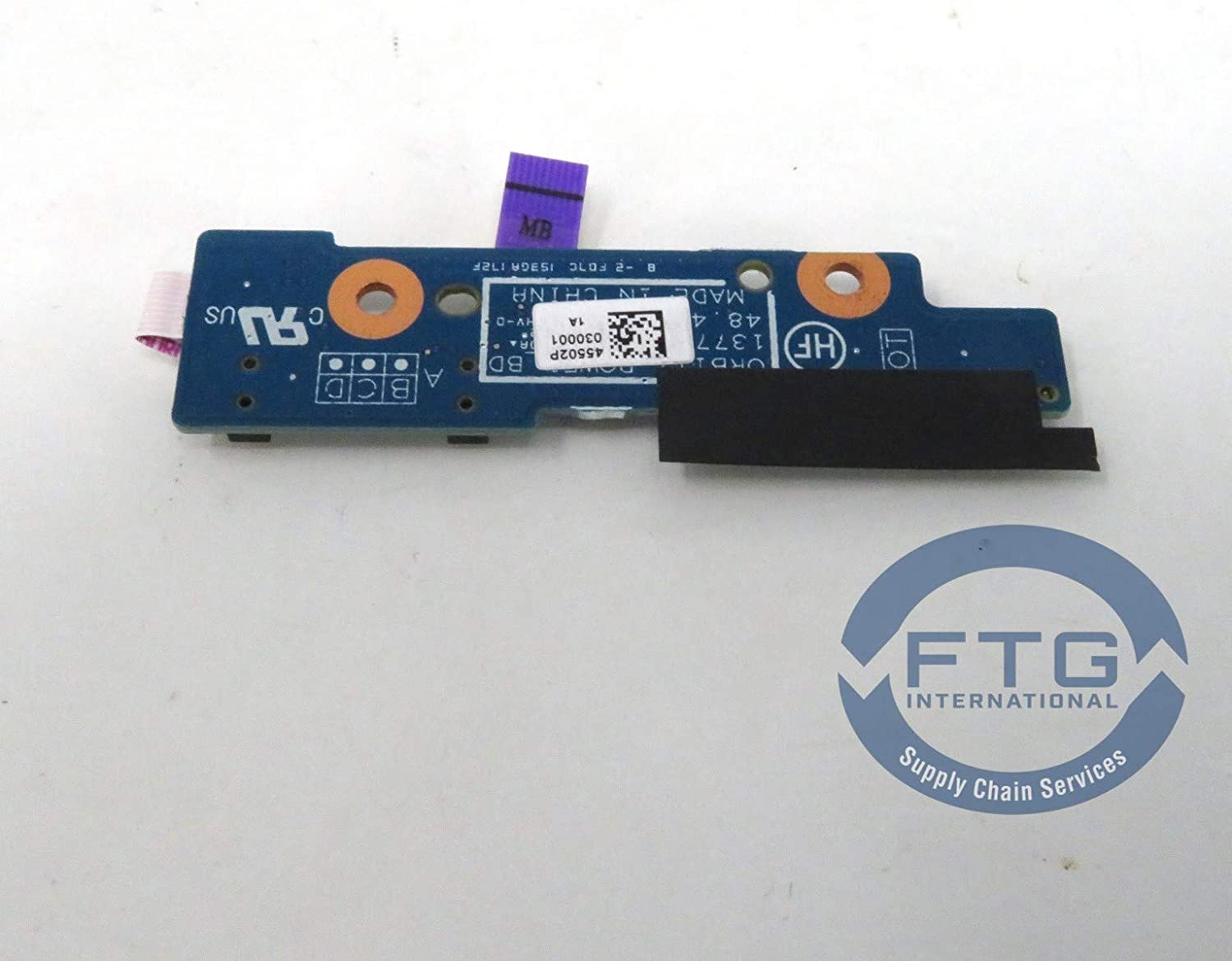 Includes Connector Cable 753718-001 Power Button Board