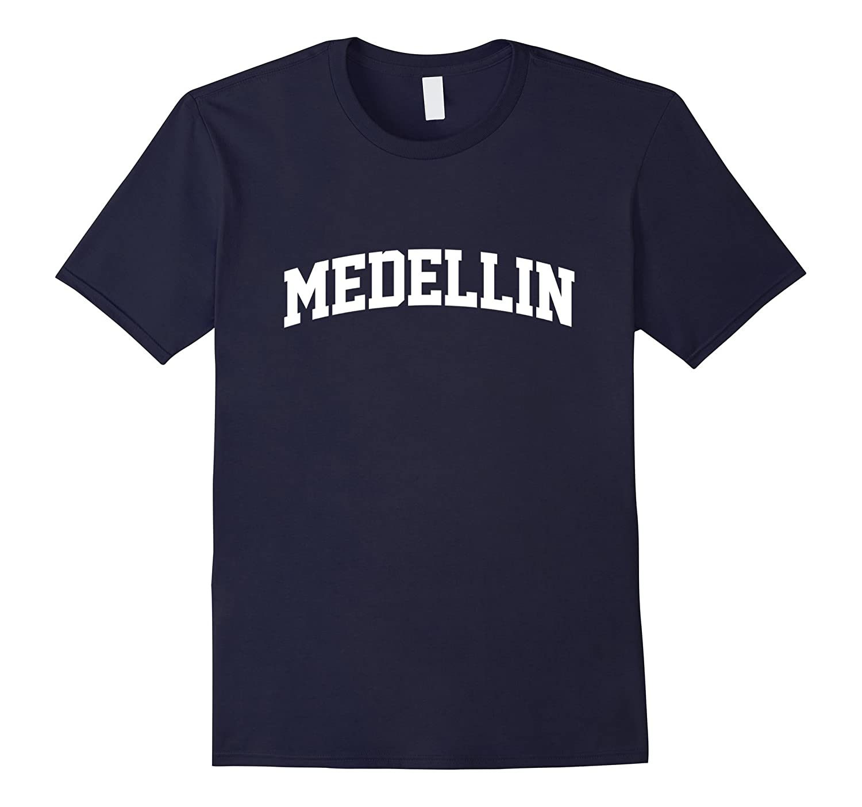 Medellin Workout Training Activewear T-Shirt-Vaci