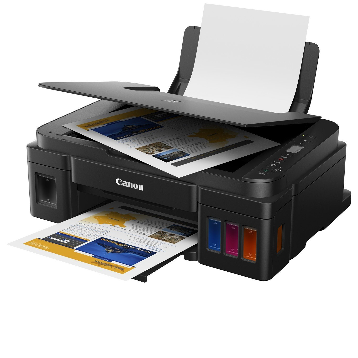 Amazon in: Buy Canon Pixma G2010 All in One Inkjet Printer