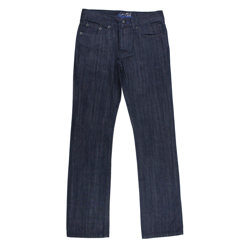 FOURSTAR Skateboard Pants MALTO JEAN RAW INDIGO Size 28