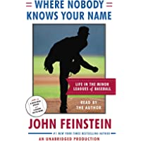 Image for Where Nobody Knows Your Name: Life In the Minor Leagues of Baseball