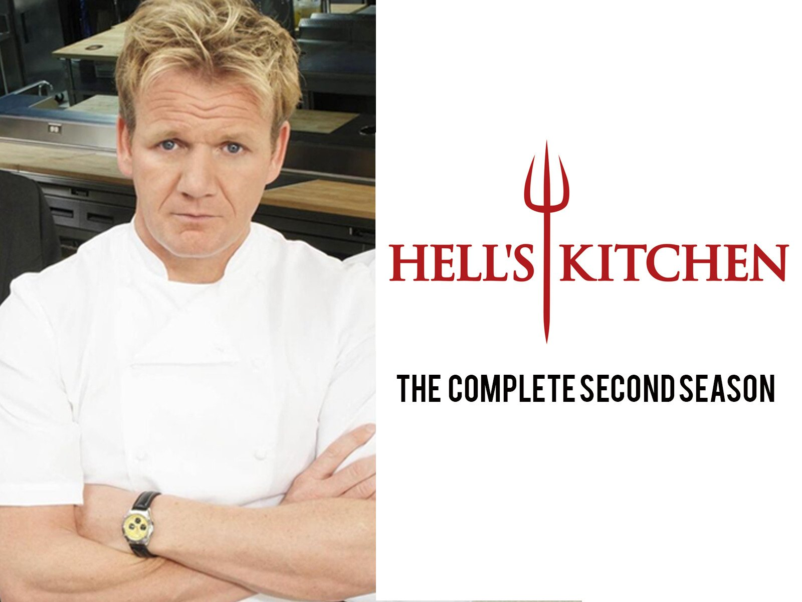 Amazon.com: Hell\'s Kitchen (U.S.): Gordon Ramsay, Jason Thompson ...