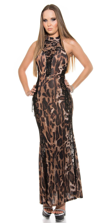 In-Stylefashion Women's Dress Orange Orange One size