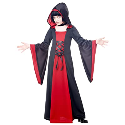 California Costumes 00383 Hooded Robe Child Costume, Large: Toys & Games [5Bkhe1805893]