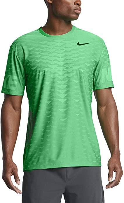 Nike Mens Dri-Fit Zonal Cooling Training Top