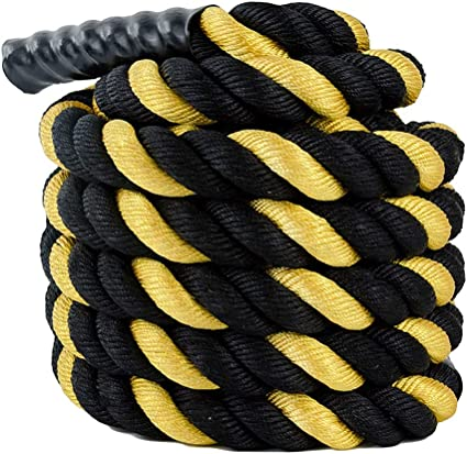 Ruthless Strength 15m Sleeve Battle Grapple Rope Nylon Power Rope Crossfit Gym
