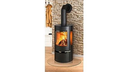 Aduro 9 AIR - negro DEFRA danesa 6kW estufa de leña: Amazon.es: Bricolaje y herramientas