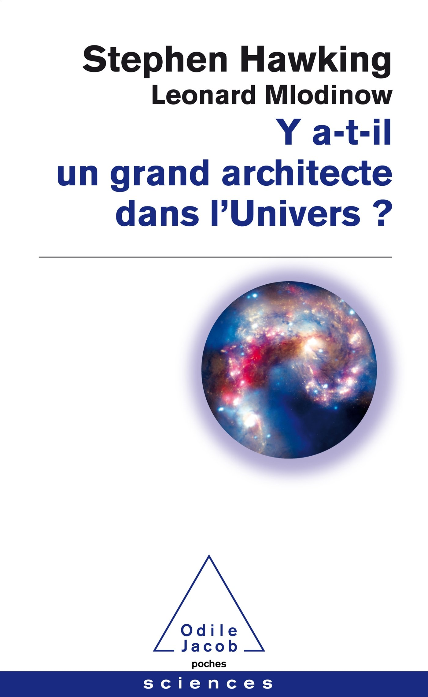 Amazon.fr - Y a t - il un grand architecte dans l'Univers? - Stephen  Hawking - Livres