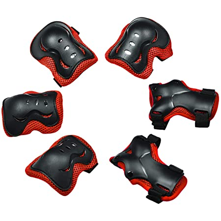 GASACIODS Youth Protective Gear Set