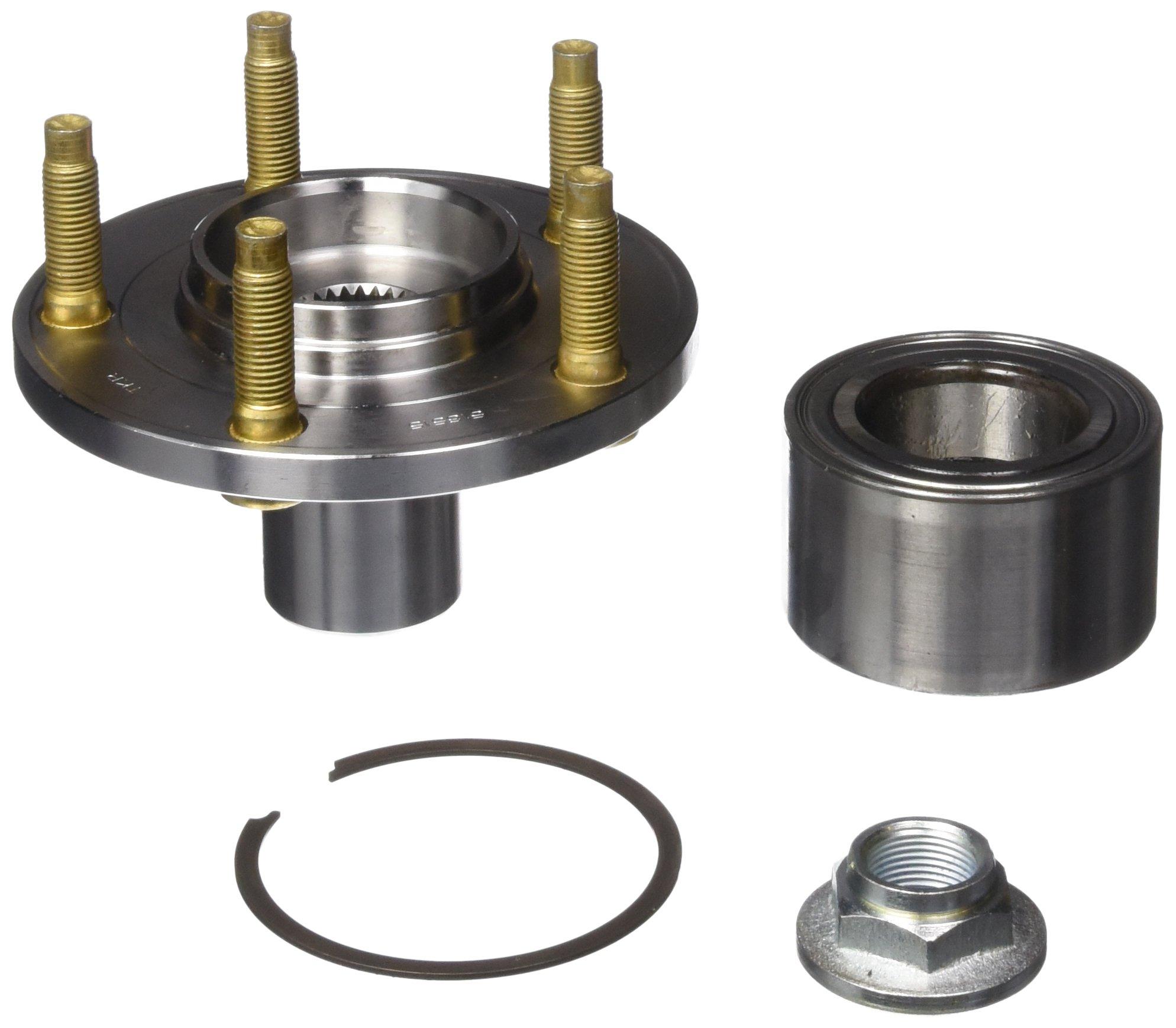Timken HA590286K Axle Bearing and Hub Assembly