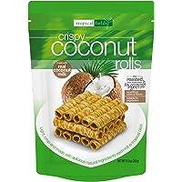 2 Pack Tropical Fields Crispy Coconut Rolls