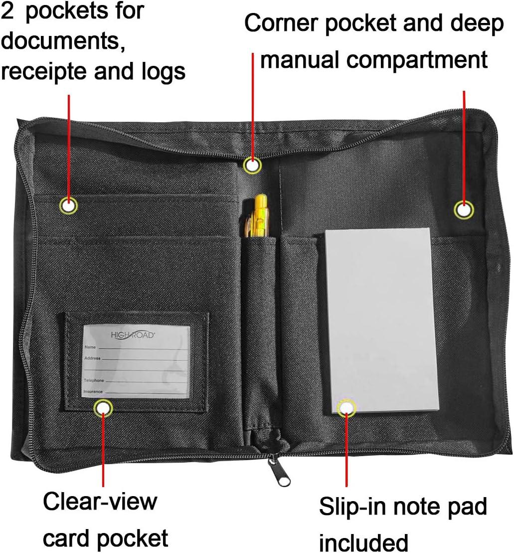 Automotive Interior Accessories Console Auto Document Case XBRN ...