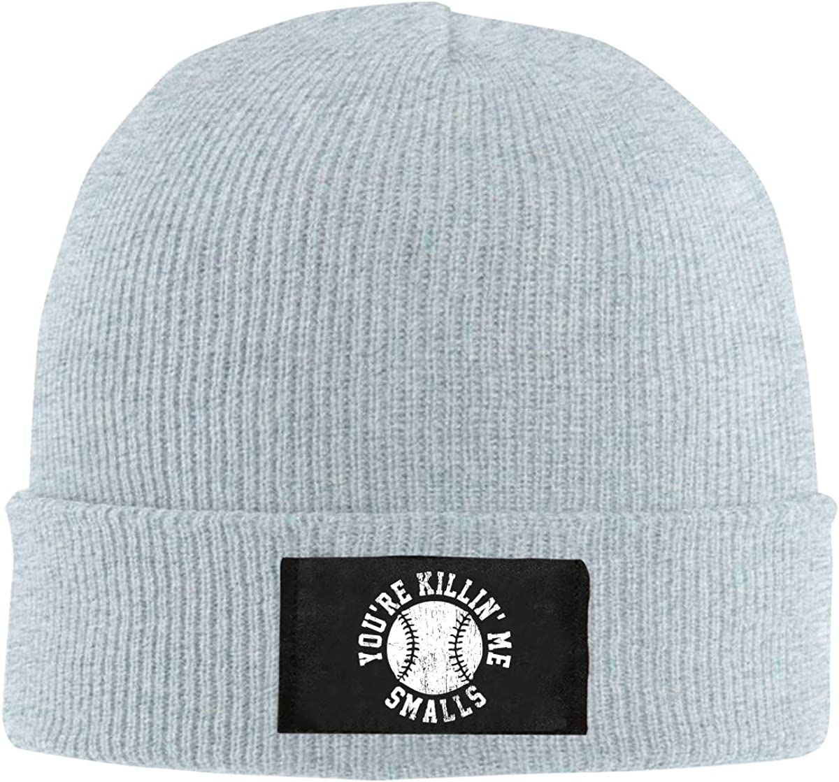 Youre Killing Me Smalls Grunge Softball Men Women Knitted Hat Fashion Warm Fleece Beanie Hat
