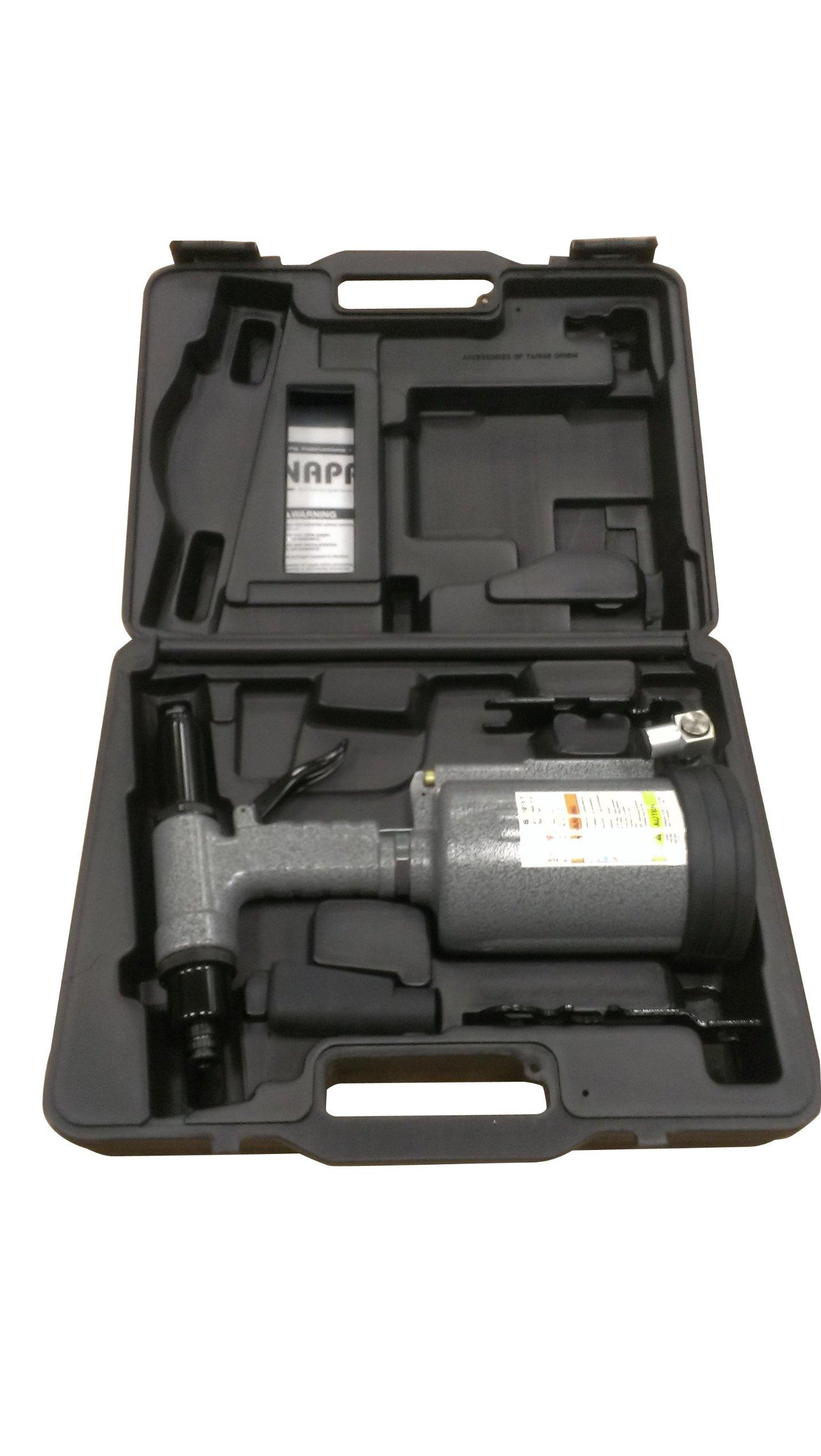 "SX1819T Sunex 3/16"" & ¼"" Heavy Duty Rivet Gun, 3960 lbF, 90PSI by Sunex Tools (Image #3)"