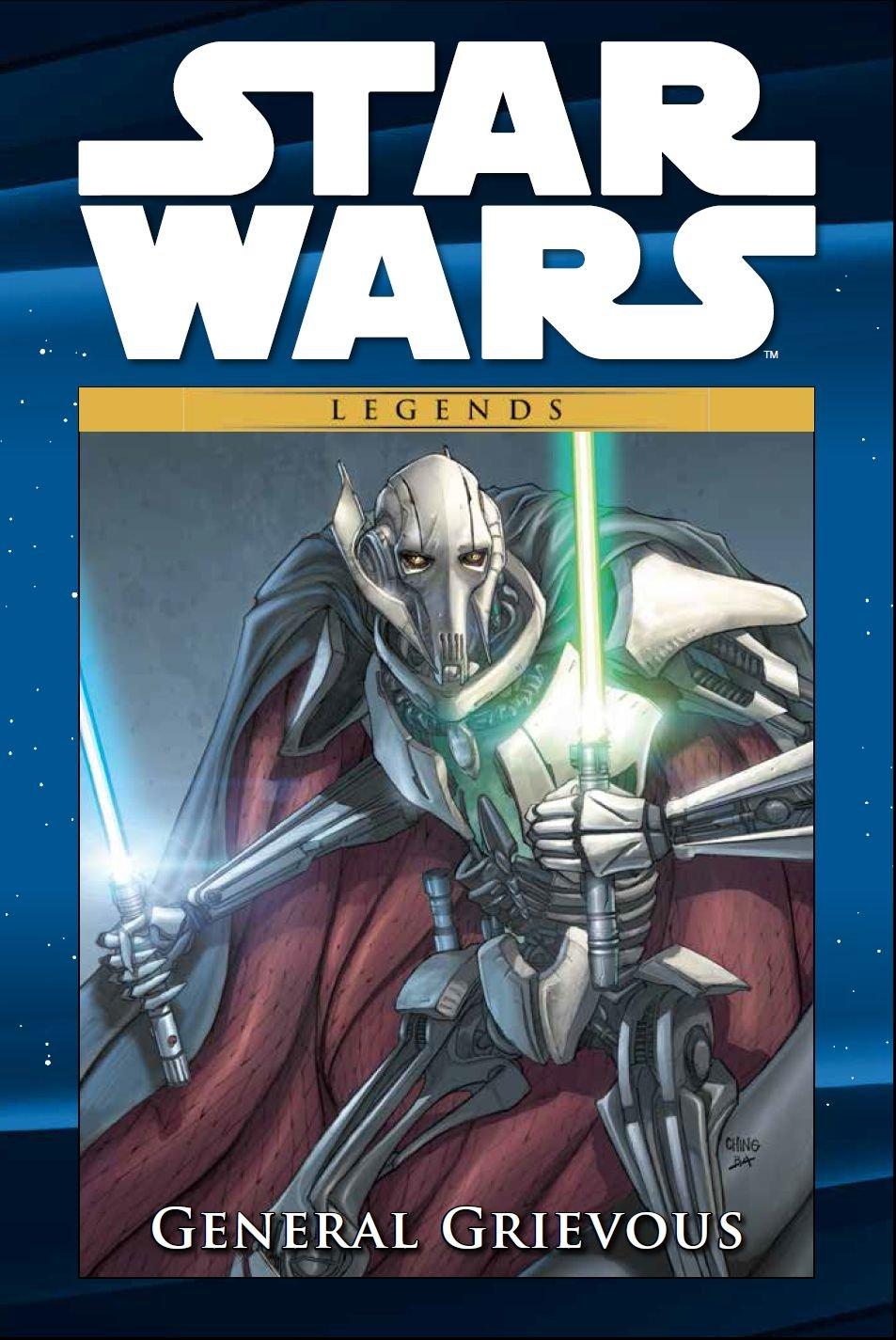 Star Wars Comic-Kollektion: Bd. 23: General Grievous