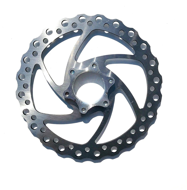 AASHOPPERS Bicycle Brake Disc Rotor 160 Mountain Bike Jump Bike Dirt Bike MTB