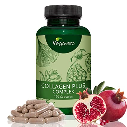 skin care collagen booster 60 tabletter