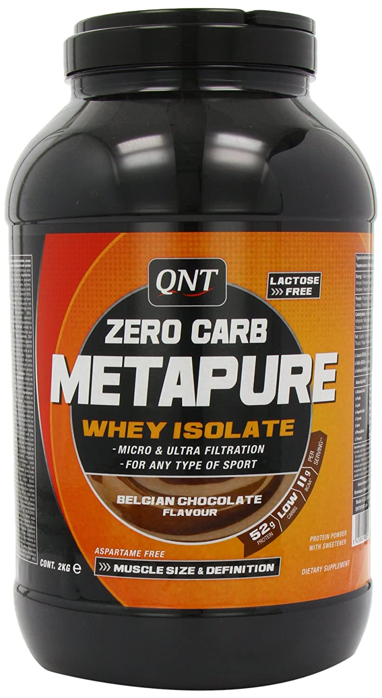 Amazon.com: QNT Metapure Zero Carb Chocolate 2000g: Health & Personal Care