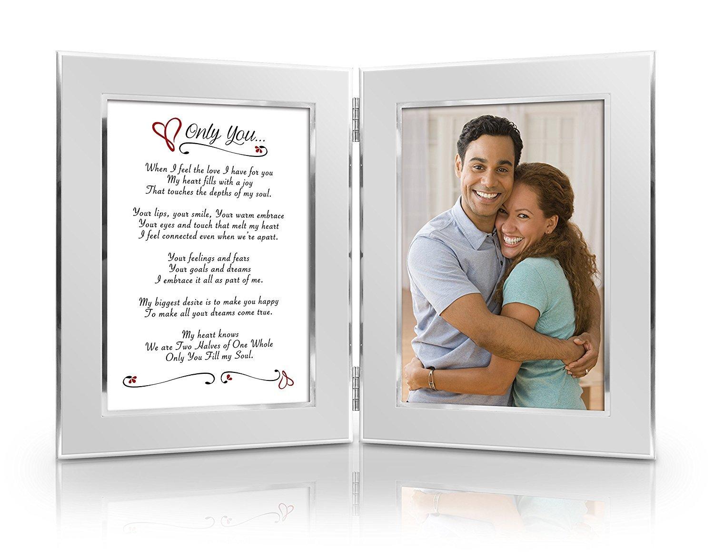 BEST Romantic Valentine Anniversary Birthday Wedding Gift For Her Him Wife Husband Girlfriend Boyfriend Soulmate Lover Date Night Poem