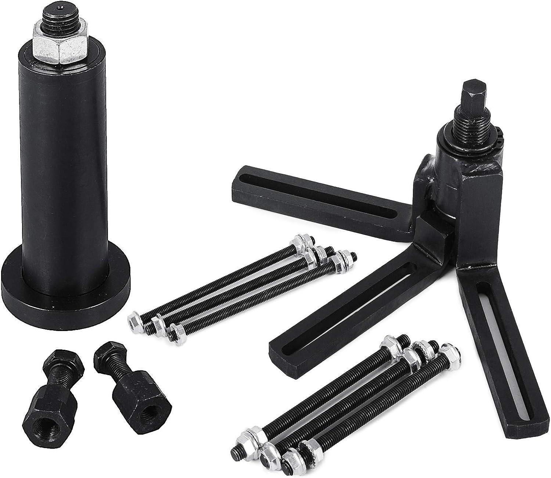 Husuper Crank Case Splitter Separator Puller Installer Adjustable Arms Mounting Bolt ATV Crank