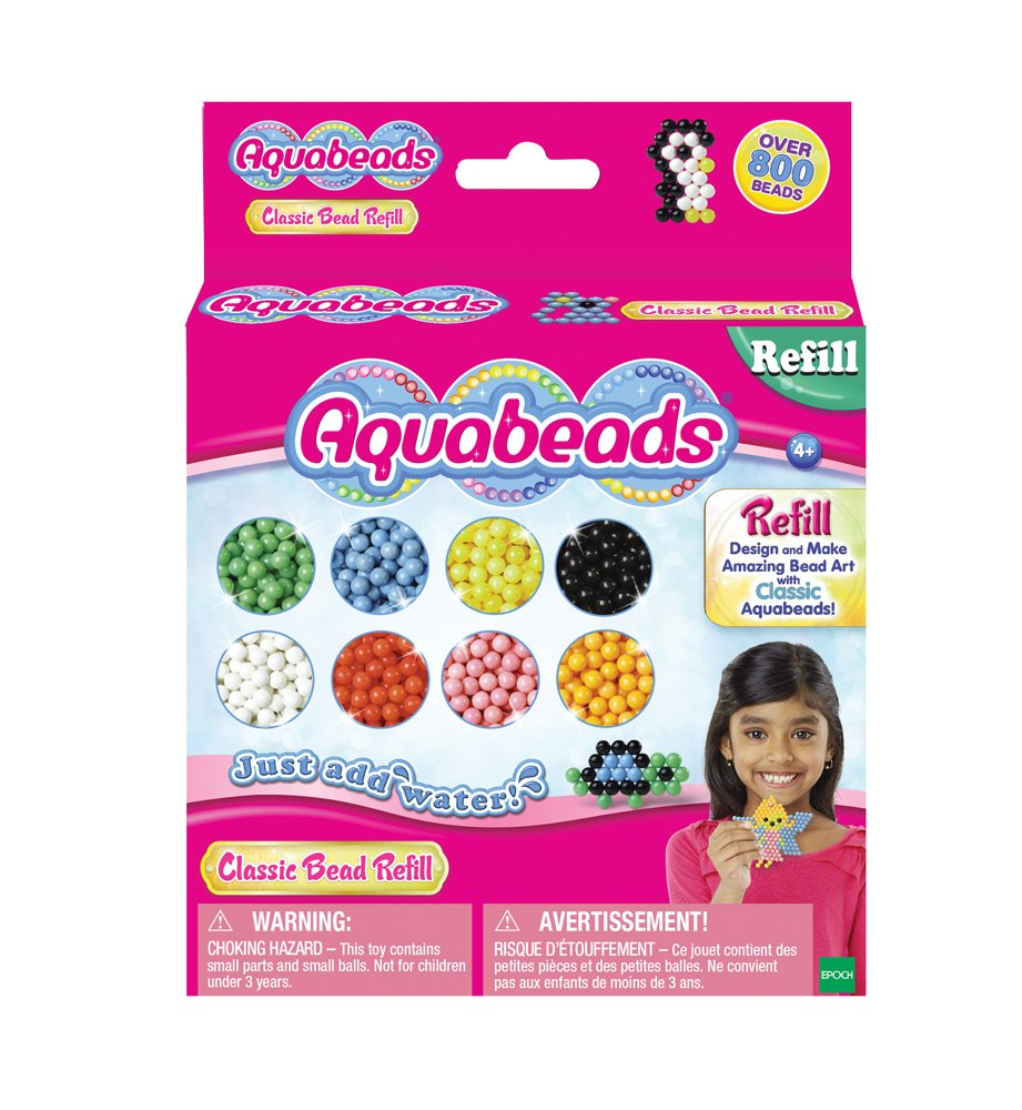 Aquabeads Classic Bead Refill Playset International Playthings AB65182