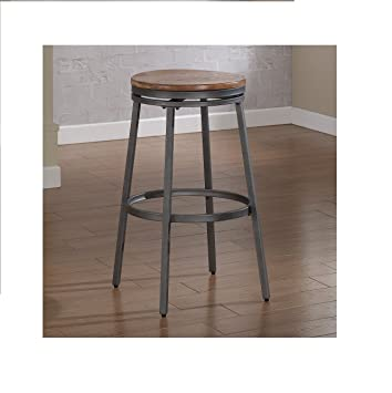 american stockton backless bar stool