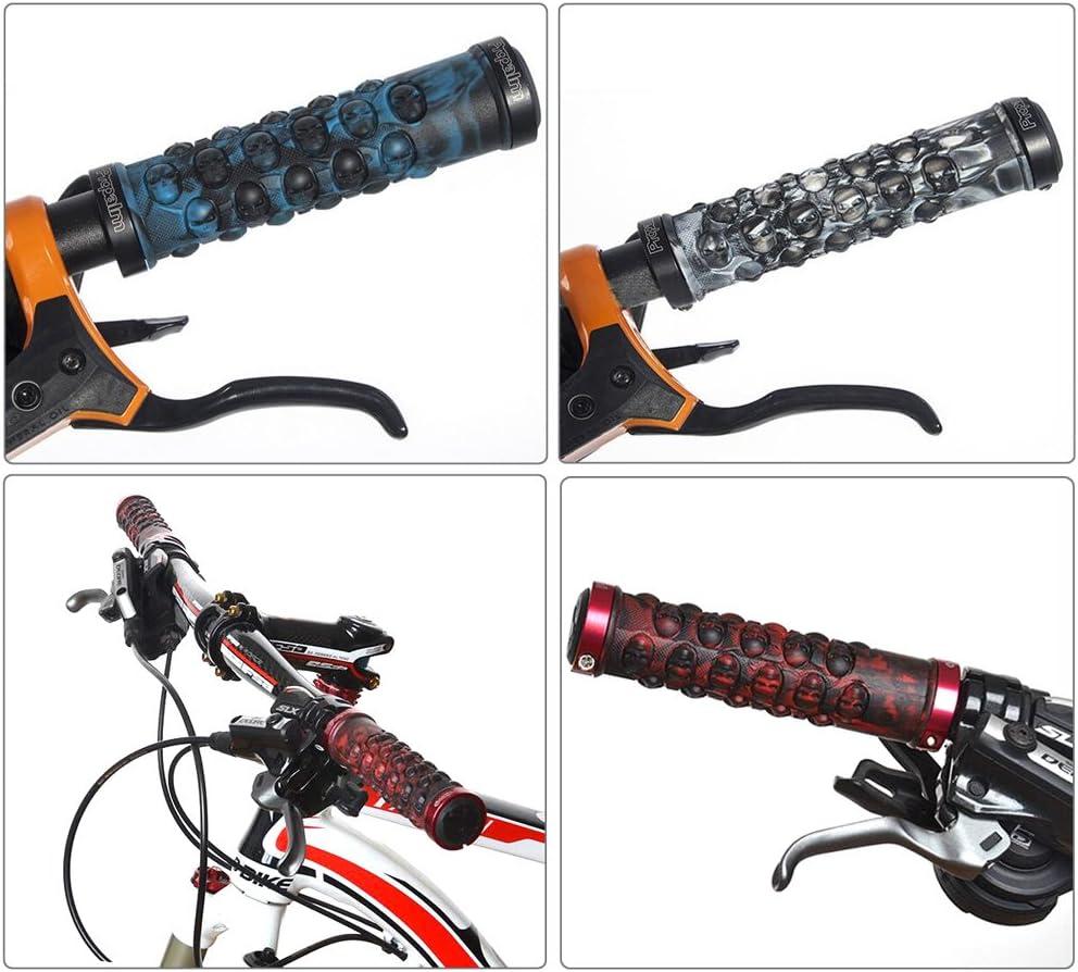 "BICYCLE BIKE SHIFTIER HANDLEBAR 7//8/"" GRIPS 130MM BLACK NEW MOUNTAIN M.T.B"