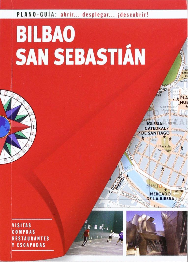 Bilbao/San Sebastián - PLANO-GUIA: Amazon.es: Autores ...
