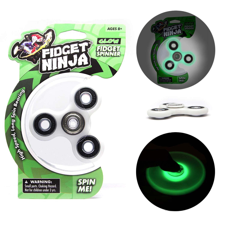 Yoyofactory Fidget Ninja Glow Spinner (Illuminare)