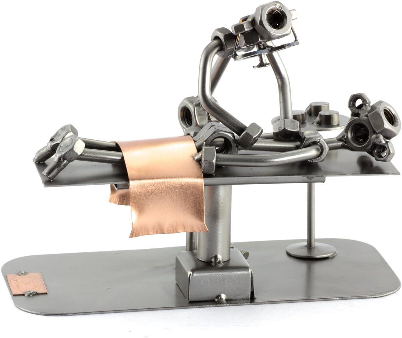 Steelman24 I Masajista con Grabado Personal I Made in Germany I Idea para Regalo