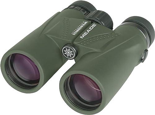 Meade Instruments 125025 Wilderness Binoculars – 10×42 Green