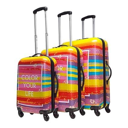 Benzi Juego de maletas, multicolor (Multicolor) - 5146