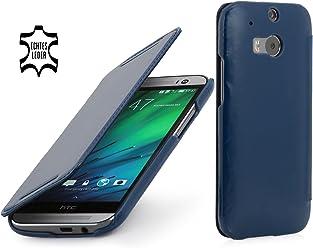 StilGut housse Book Type en cuir pour HTC One M8 & M8s & M9 & A9
