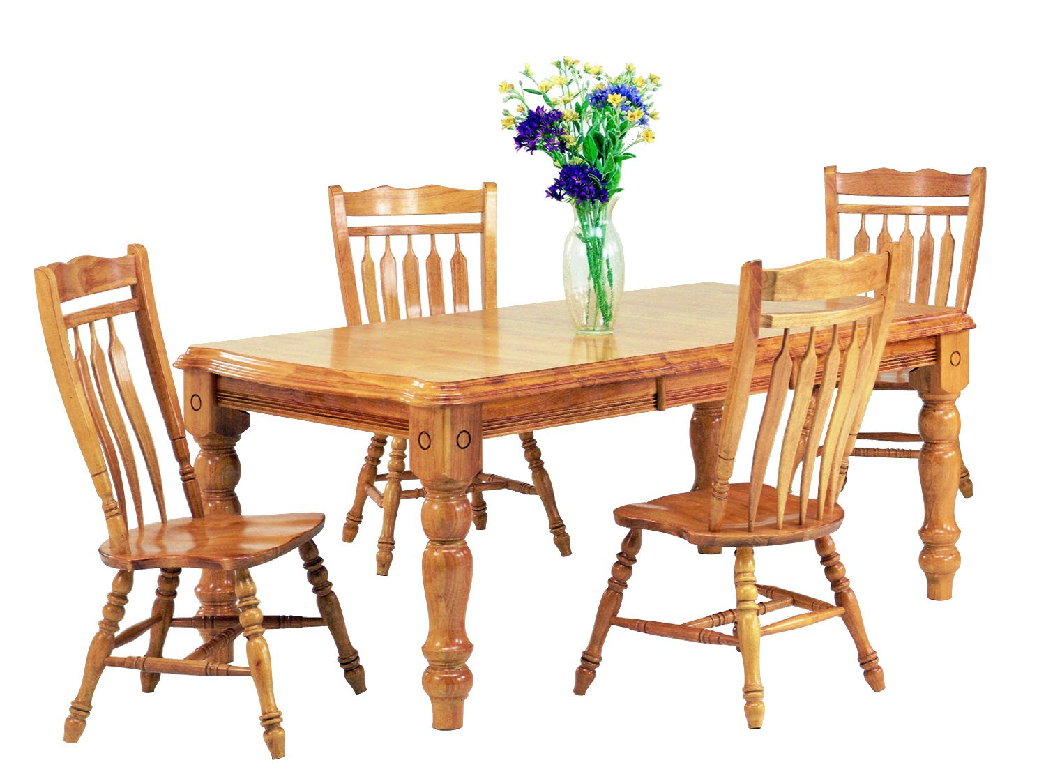 Peachy Sunset Trading 5 Piece Extension Dining Set With Aspen Chairs Pdpeps Interior Chair Design Pdpepsorg