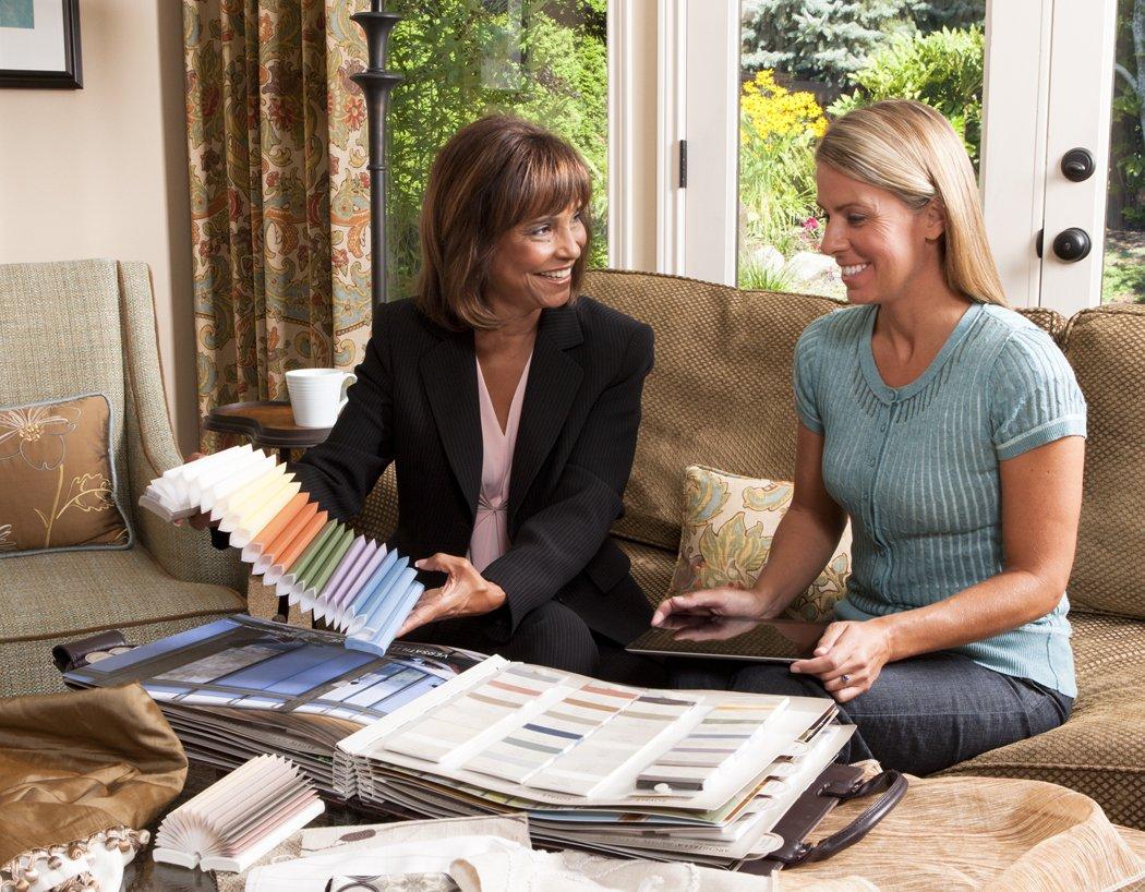Hunter Douglas In Home Window Treatment Design Service Plus The Book