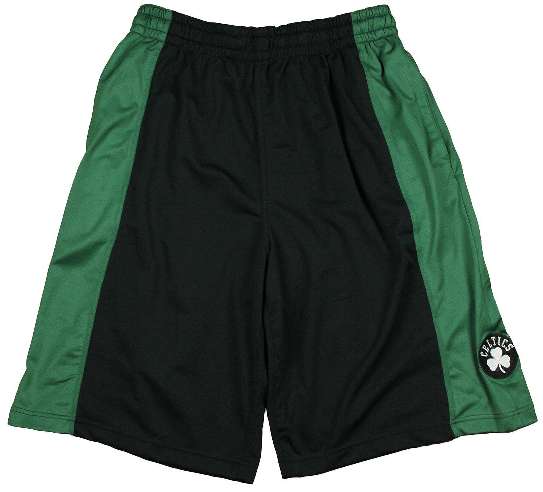Zipway Boston Celtics NBA Mens Basketball Shorts With