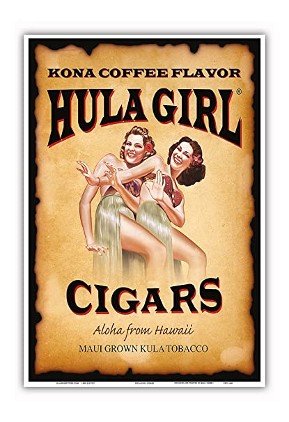 Vintage cigar art think