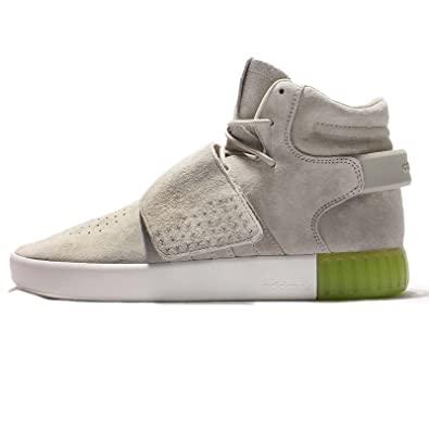 separation shoes 287b9 67ea3 adidas Originals Tubular Invader Sangle Bb5036 Bleu Sneaker Schuhe  Chaussures pour Homme - Gris - Gris